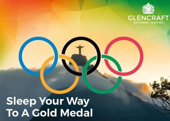 Sleep Your Way To A Gold Medal