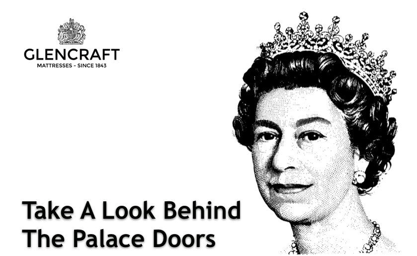 Take A Look Behind The Palace Doors