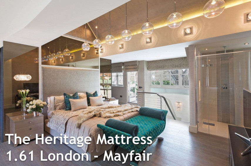 1.61 London feature The Heritage Mattress