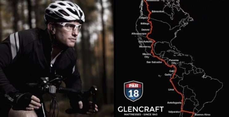 Dean Stott - Pan American Highway with Glencraft
