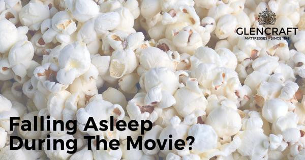 Angry When Your Partner Dozes Off During A Movie?