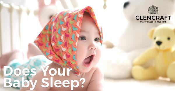 Does Your Baby Sleep? Or Is Your Teenager Keeping You Up At Night!