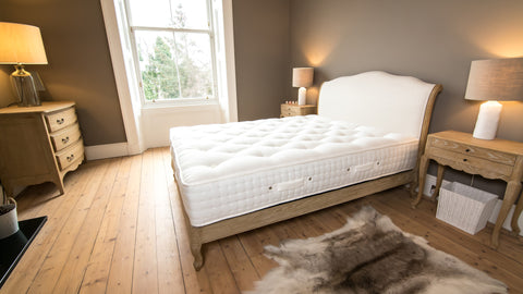 The Sovereign Mattress - Mattress Masterclass Mattress - Glencraft Luxury Mattresses