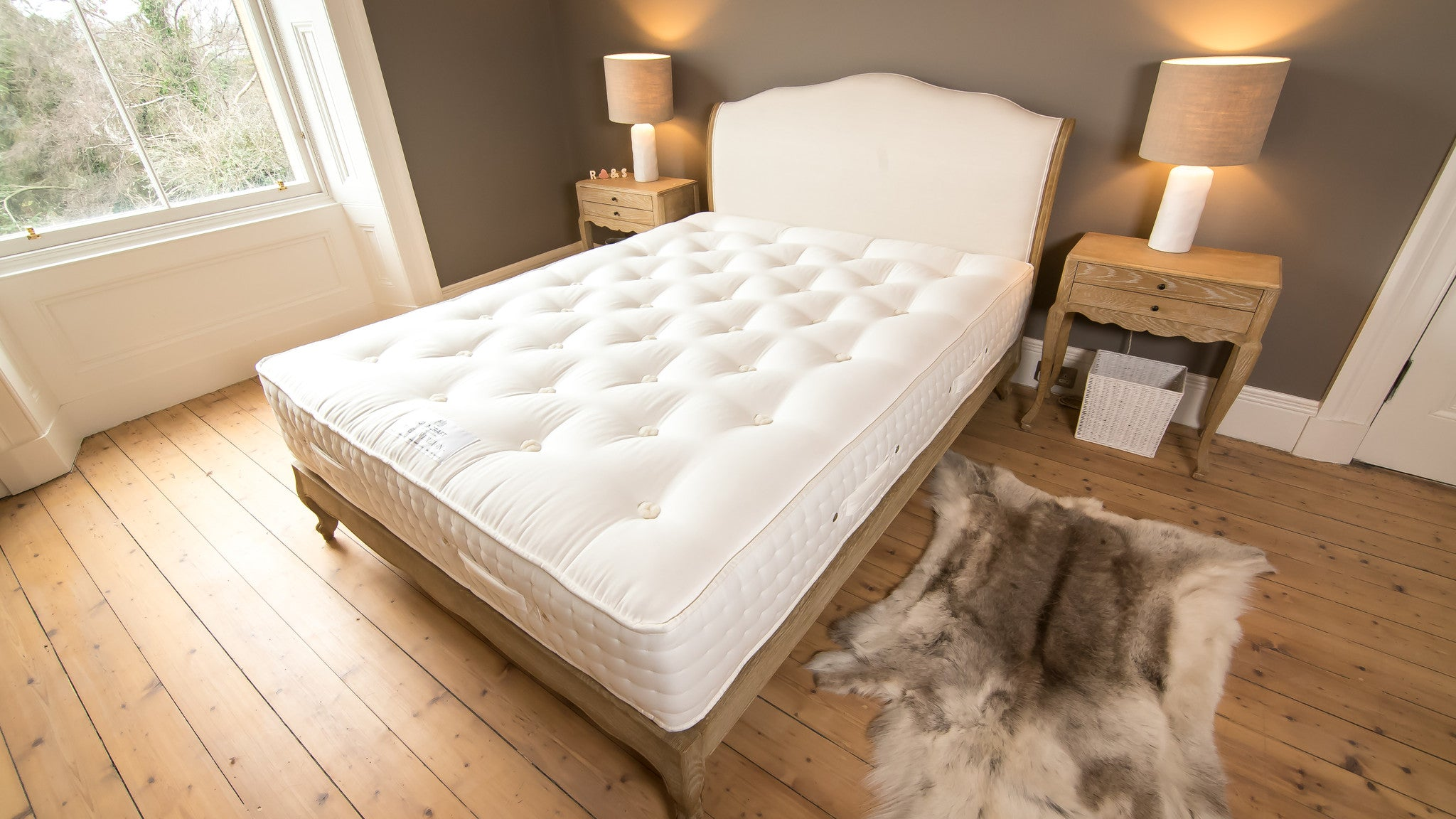 The Sovereign Mattress Luxury Hotel Mattress With Warm