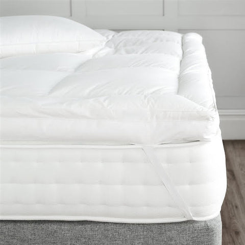Feather and Duck Down Mattress Topper  - Glencraft Luxury Mattresses