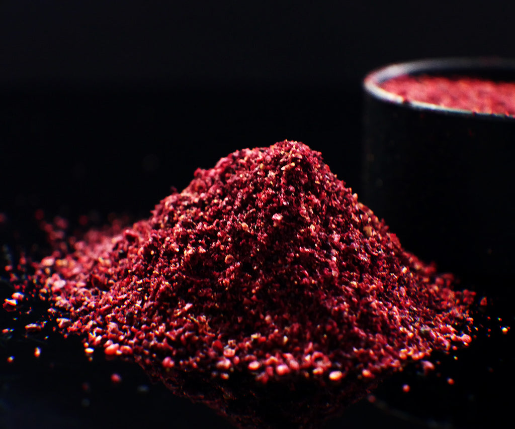 Make Your Own Wild Berry Bait Powder!