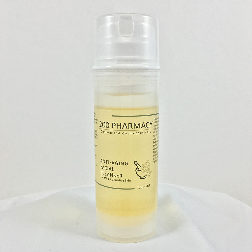 Anti-Aging Facial Cleanser 100mL