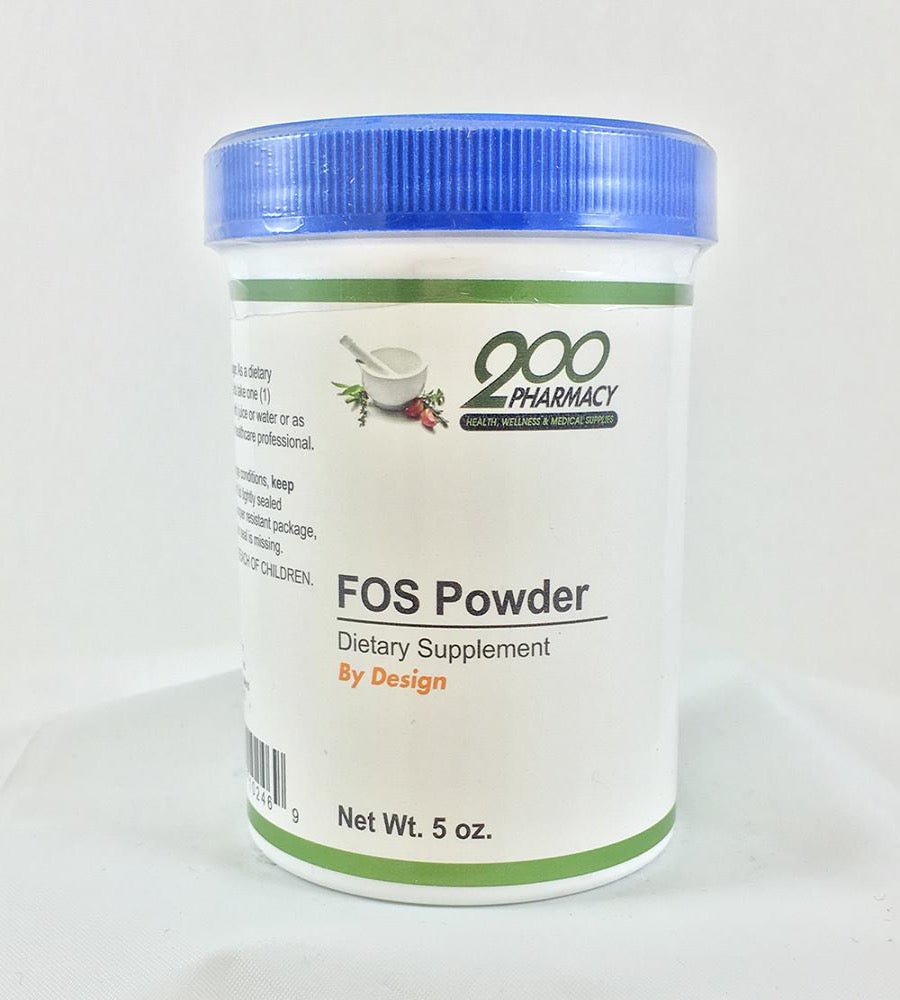 FOS Powder Dietary Supplement / 5 oz powder