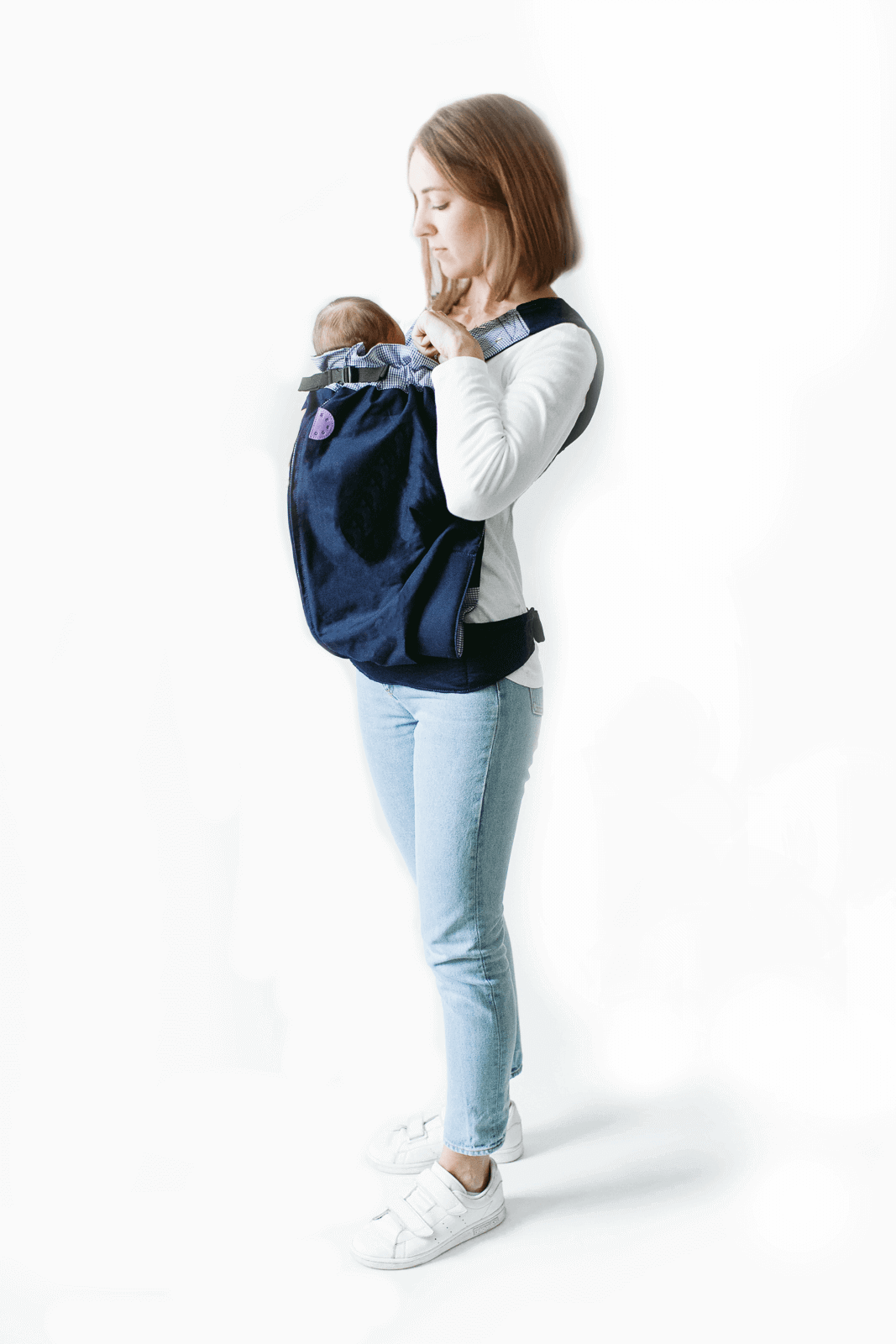 The Weego ORIGINAL Baby Carrier