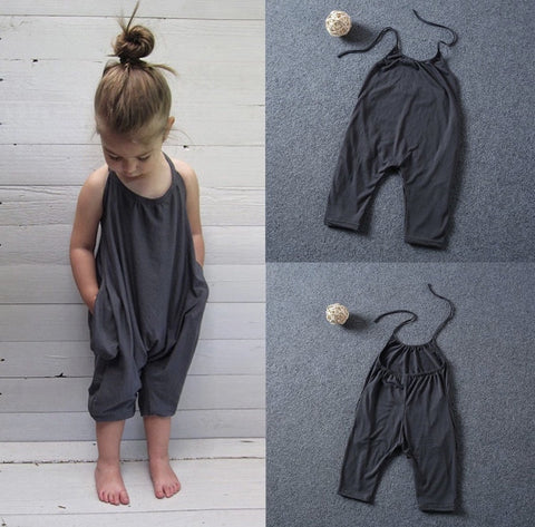 Romper Girl Jumpsuit