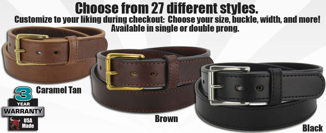 Bullhide Belts