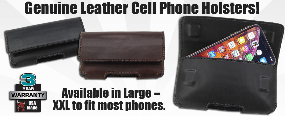 Cell Phone Holsters