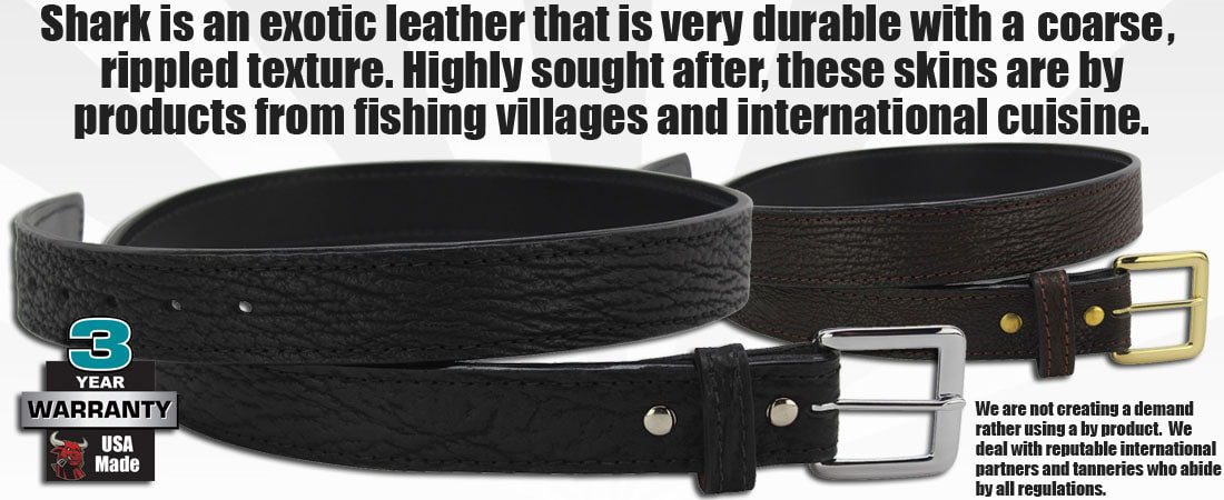 Shark Belts