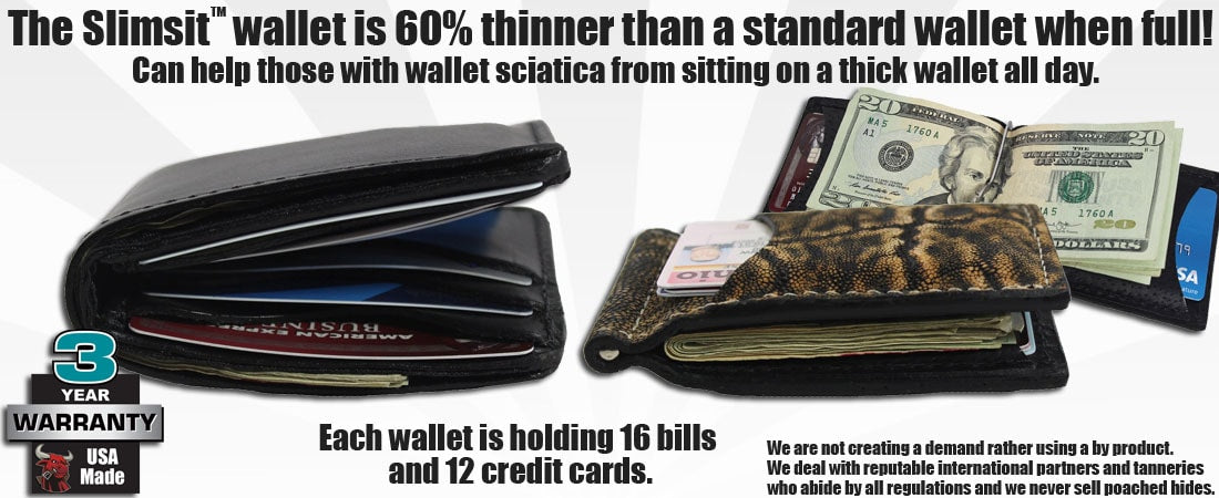 Slimsit Wallets