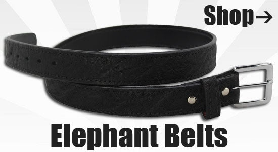 Elephant Belts