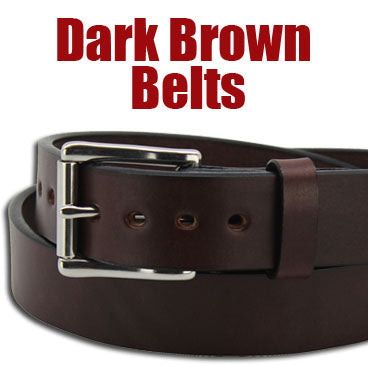 Dark Brown Belts
