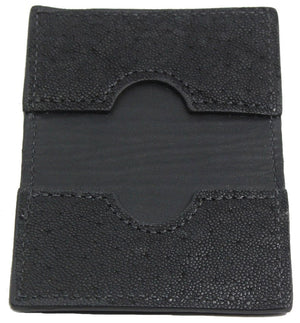 Bullhide Belts Black Elephant Credit Card & Business Card Wallet