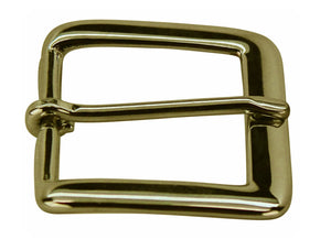 Bullhide Belts Solid Brass Dress Buckle