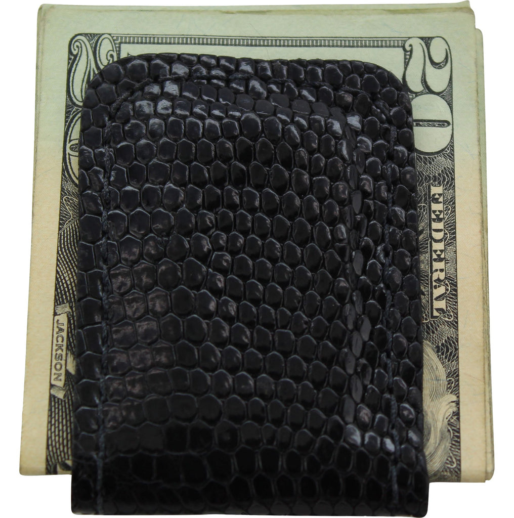 Black Lizard Cash Clip