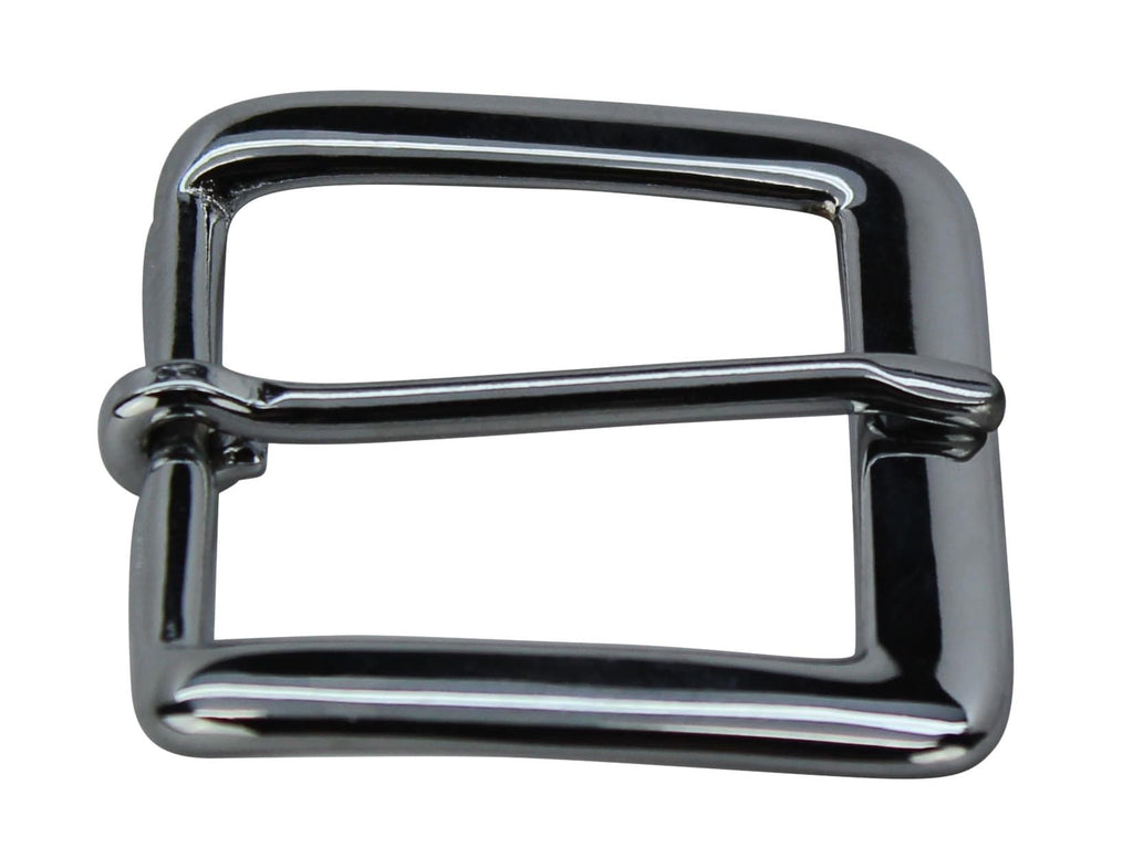 Bullhide Belts Chrome Dress Buckle