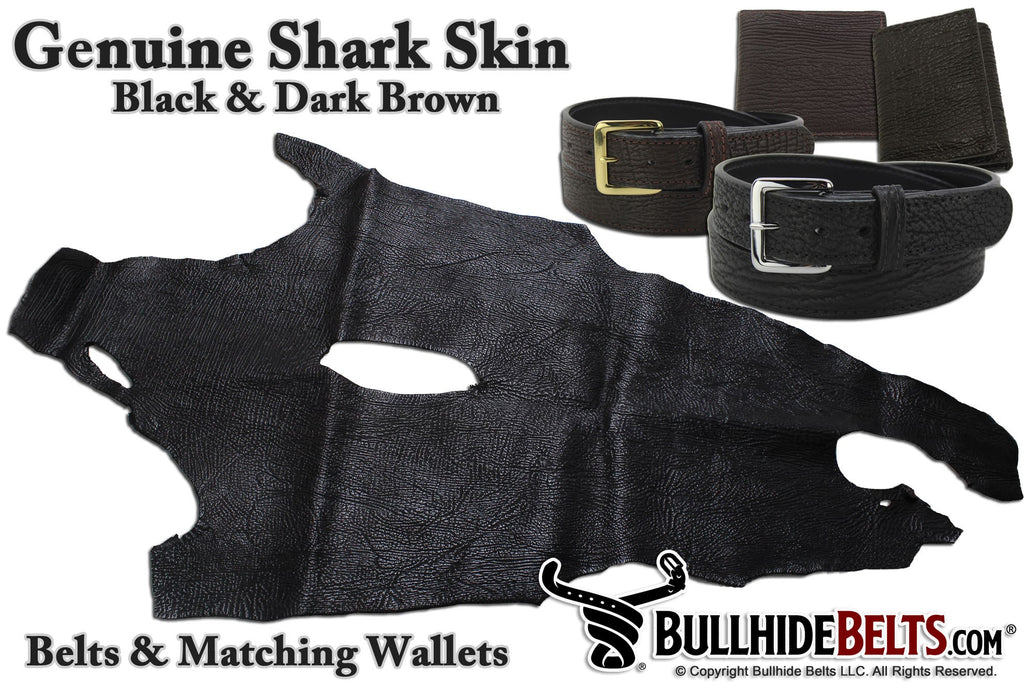 Brown Shark Passport Wallet