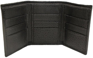 Bullhide Belts Red Stingray Trifold Wallet