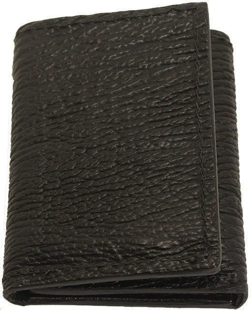 Bullhide Belts Black Shark Trifold Wallet