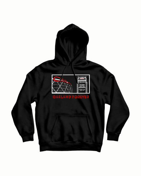 OAKLAND FOREVER HOODIE