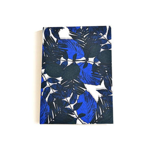 Ethel A5 Notebook made from 100% leftover Silk