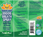 Natural Pet Breath Spray for Dogs