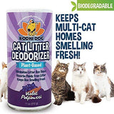 Natural Cat Litter Deodorizer Powder