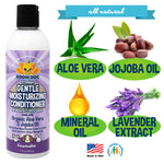 All Natural Moisturizing Pet Conditioner | Lavender