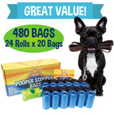 Large Pooper Scooper Bags