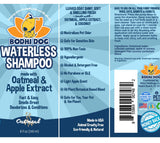 Waterless Shampoo | Oatmeal & Apple