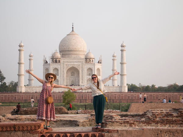 Three weeks in India
