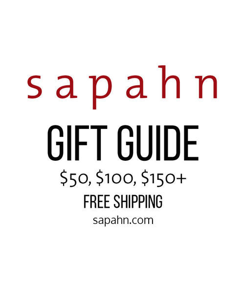 Sapahn Gift Guide | $50, $100 and $150+