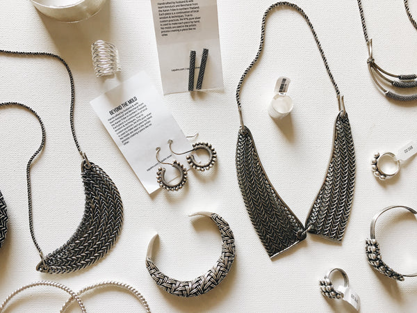 ONE TIME ONLY: Silver is back - Join our Pop-Up!
