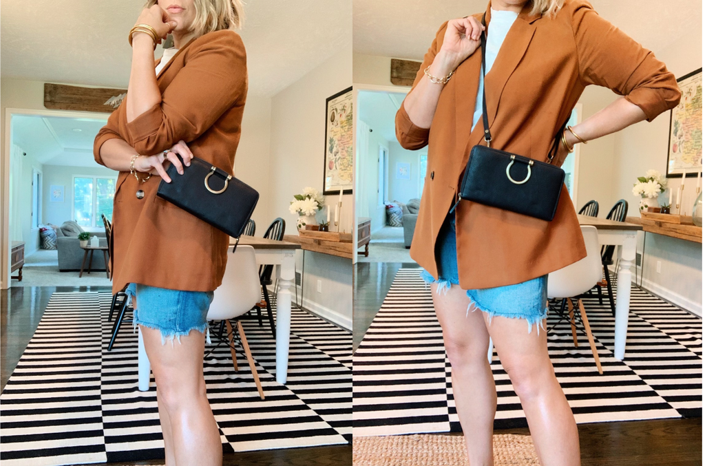 Winnie Jo is a great crossbody as well as wallet, perfect for summer adventures.