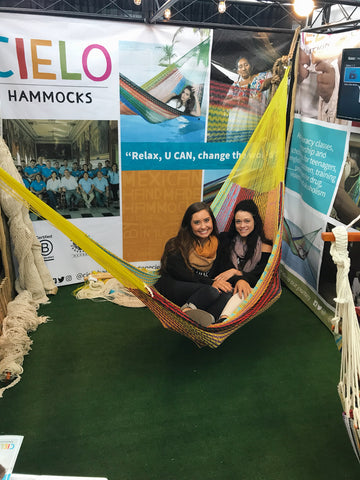 Sapahn interns Haley in Amy in Cielo Hammock