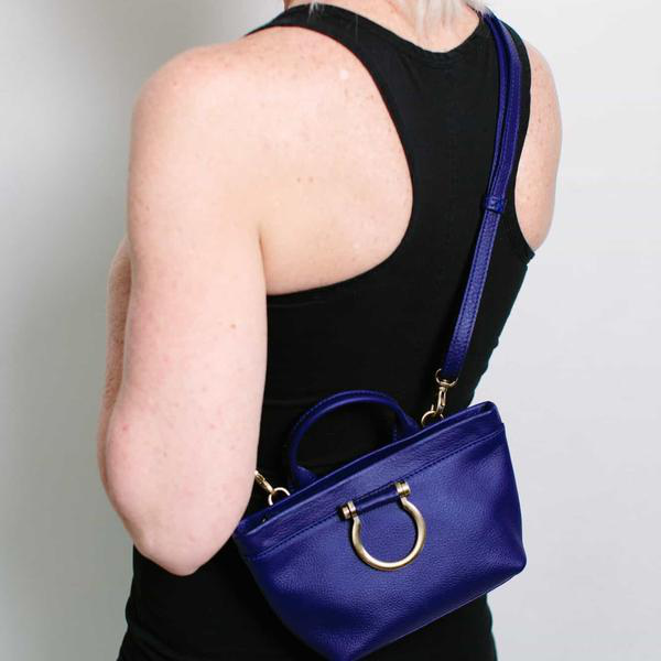 Crossbody Purse in 2020 Fall/Winter Color Blue
