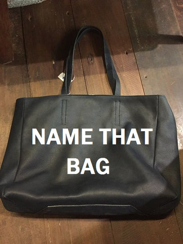 Win 2 FREE Shopper Totes and enter our Name That Bag Giveaway!
