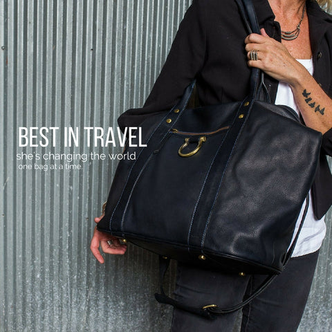 Best in Travel So Honey Weekender Tote