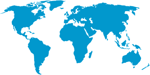 world map, fair trade day 2018