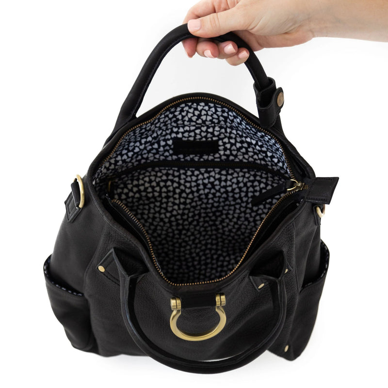 Chloe Convertible Backpack and Crossbody Bag