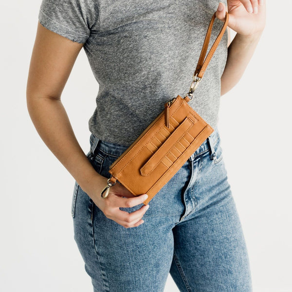 Evelyn Wristlet Wallet