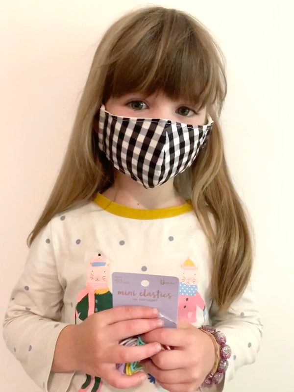 Kids Small Reusable Cotton Face Mask