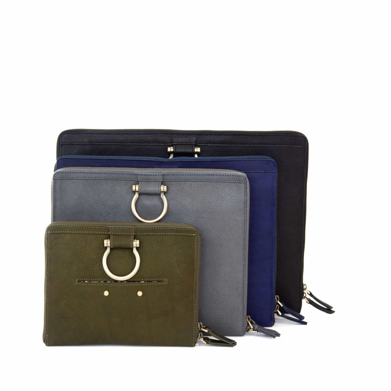 The M crossbody leather bags come in a variety of sizes because it's a brand favorite year after year.