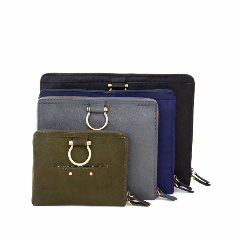 The M leather crossbody bags come in a variety of sizes because it's a brand favorite year after year.