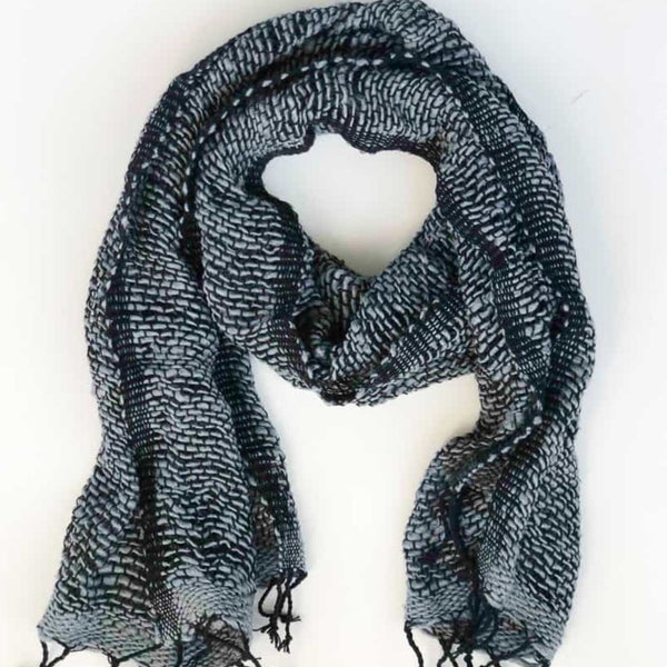 Fishnet Cotton Scarves