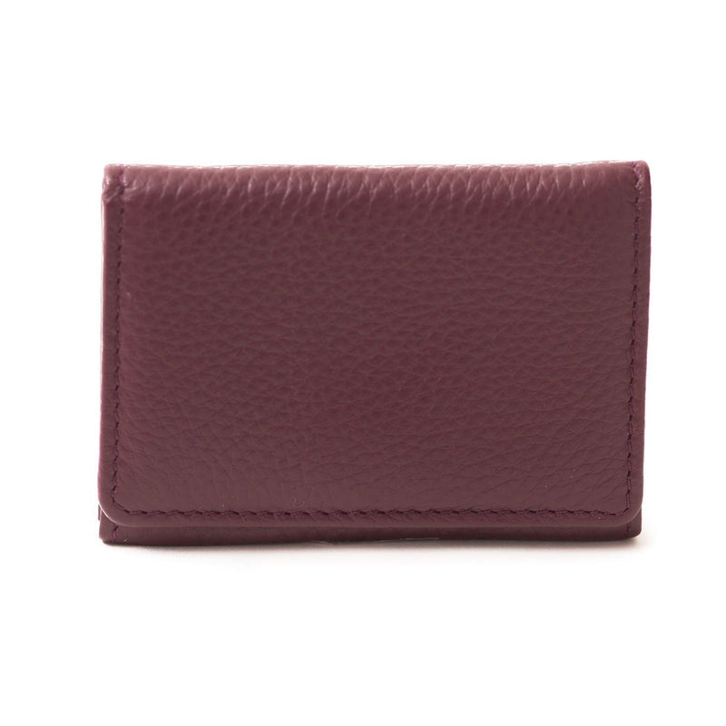 Fisher Leather Card Holder